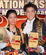 Desiree Javier and Allen Manucot
