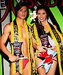Grand winner TJ Bautista  and Daimarie Singh